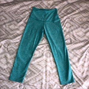 Like New Turquoise Beyond Yoga Pants size XS